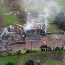 Jeremy Taylor caused £5 million of damage to Wythenshawe Hall (PA)
