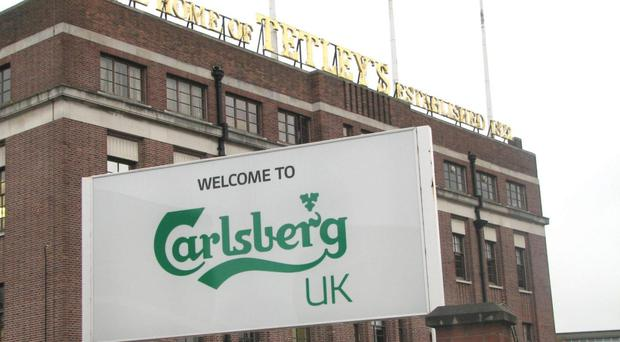 More jobs could be lost at Carlsberg as part of efficiency drive (Amy Murphy/PA)