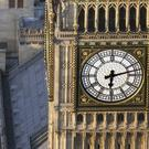 MPs are expected to gather at Big Ben as it bongs for the last time at noon on Monday before its renovation (Victoria Jones/PA)