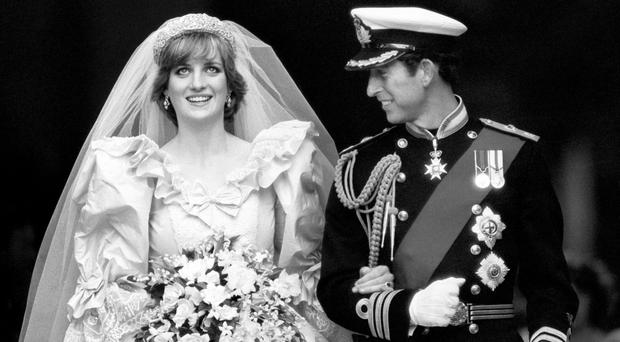The number of people who believe the Prince of Wales has made a positive contribution to the Royal Family has fallen in the run-up to the 20th anniversary of Diana (PA)