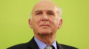 Sir Vince Cable is the new Liberal Democrat leader (Jonathan Brady/PA)