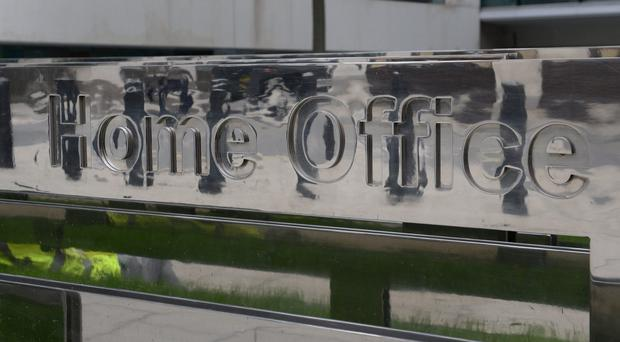 The Home Office apologised after letters were wrongly sent to EU nationals warning them they face detention (Stefan Rousseau/PA)
