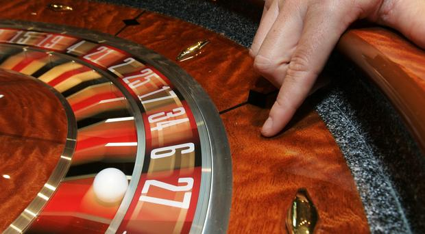 A total of 400,000 people are classed as problem gamblers (Andrew Milligan/PA)