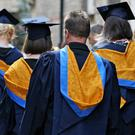 Graduates from Northern Ireland's Higher Education Institutes (HEIs) are more likely to find work than their peers that studied in England, Scotland or Wales, new figures have shown.