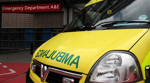Yorkshire Ambulance staff took 2,522 emergency calls from 9am on Thursday (PA)