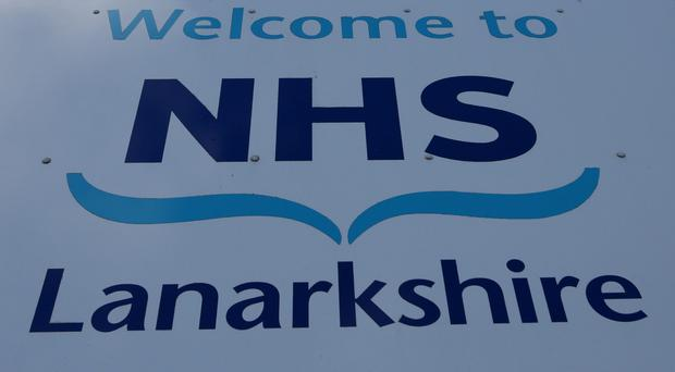 NHS Lanarkshire said it is carrying out further investigations into problems with its IT systems (Andrew Milligan/PA)