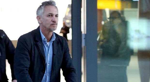 Lineker made the announcement on Twitter (Steve Parsons/PA)