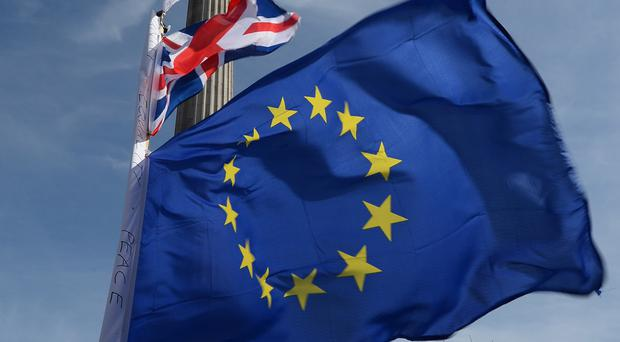 Developing trade and payments arrangements affecting north-south business partly depends on the final outcome of UK-EU negotiations (stock picture)