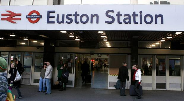 Euston station reopened after an evacuation caused by an exploding e-cigarette (Steve Parsons/PA)