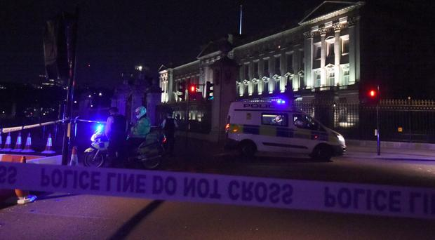 Man charged with planning terror attack near Buckingham Palace