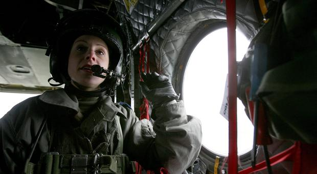 Women currently make up 10% of the RAF (Anthony Devlin/PA)