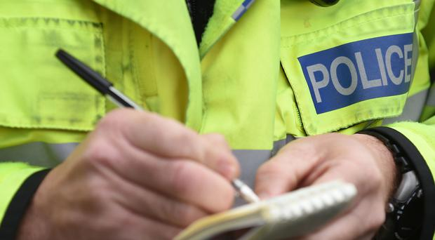 Eight-year-old girl was held down during a burglary in Banbridge