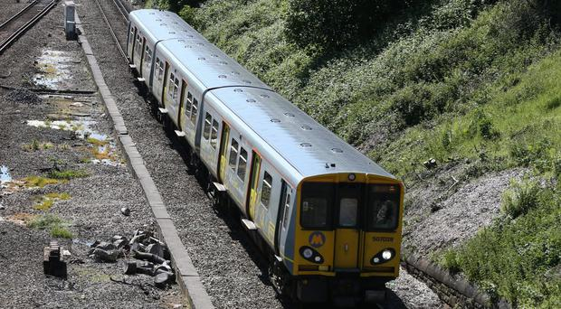 RMT union members working for Northern Rail go on strike again today