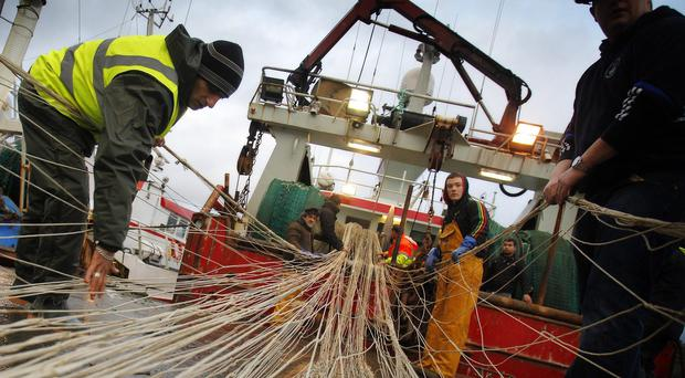 Scotland currently receives 46% of the UK's share of the European Maritime and Fisheries Fund (Julien Behal/PA)