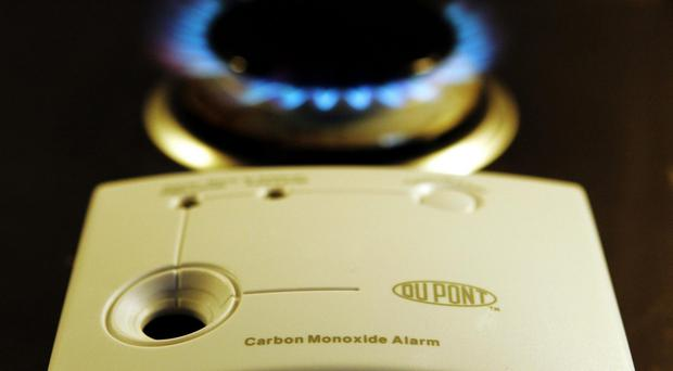 Nearly half of those questioned said they do not have a carbon monoxide alarm (Andrew Milligan/PA)