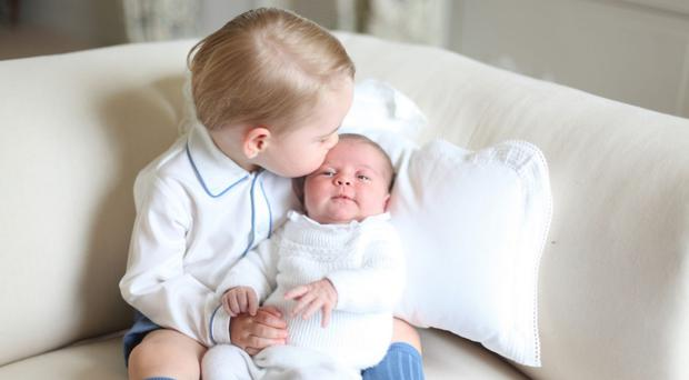 The Duke and Duchess of Cambridge are expecting their third child (Duchess of Cambridge/PA)