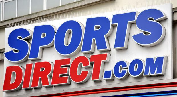 Sports Direct Up Ahead of AGM on Positive Trading Statement