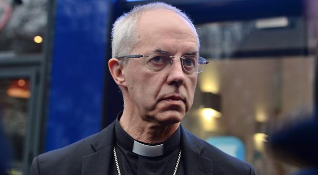 The Archbishop of Canterbury has said the UK's economic model is broken (Victoria Jones/PA)