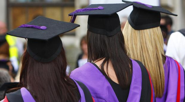 Universities were urged not to automatically charge the maximum (Chris Ison/PA)