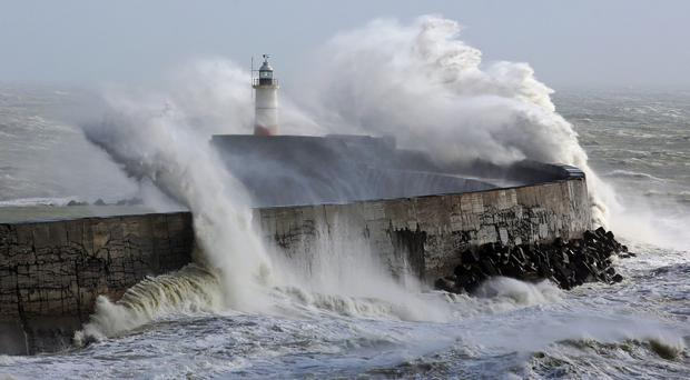 Surveys conducted after named storms show increases in awareness and action, weather forecasters said (Gareth Fuller/PA)