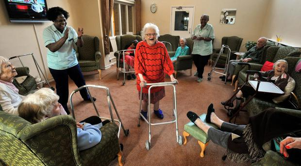 The Local Government Association said older people were an increasingly crucial part of the housing market (PA)