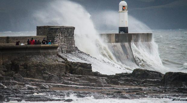 Winds of up to 70mph are forecast to batter Britain this week (Ben Birchall/PA)