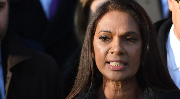 Following a challenge by Gina Miller, the £1bn Tory-DUP deal will need approval by Parliament (PA Archive)