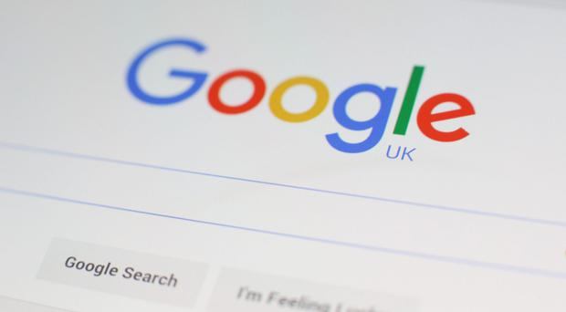 Google has launched an appeal against a record £2.1 billion fine from Europe's competition watchdog for breaching antitrust rules (Yui Mok/PA)