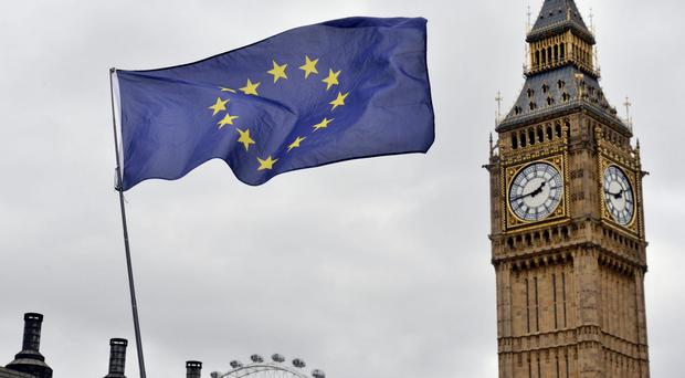 The offer is included in a policy paper setting out the UK/EU security relationship which ministers hope to agree (Victoria Jones/PA)