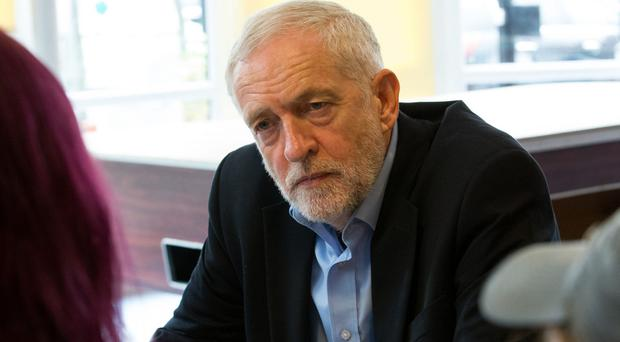Jeremy Corbyn will urge young workers to ignore the way unions are