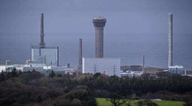 Sellafield workers to strike in pay dispute (Peter Byrne/PA)
