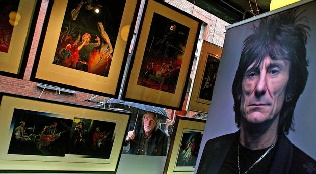 Art dealer Jonathan Poole has been jailed for four years for stealing paintings worth nearly £500,000 (Julien Behal/PA)