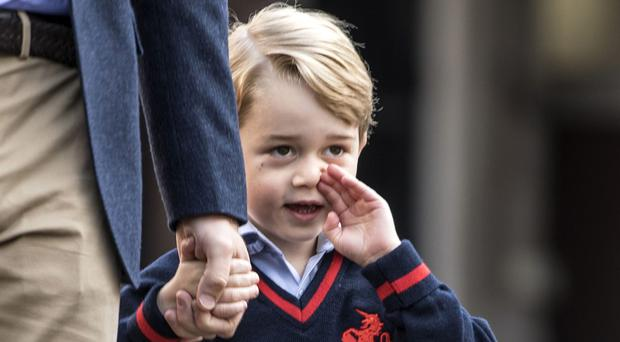 A 40-year-old woman has been arrested on suspicion of attempted burglary after gaining access to Prince George's school (Richard Pohle/The Times/PA)