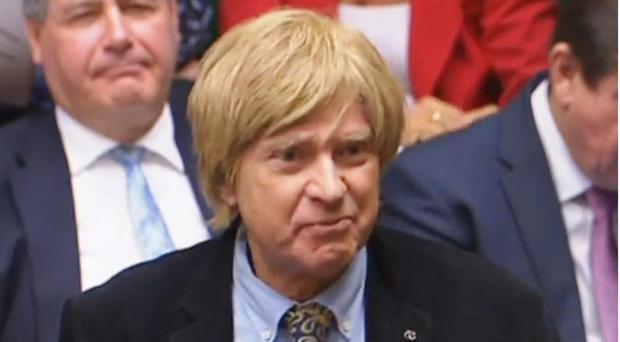 Michael Fabricant will appear on Celebrity First Dates