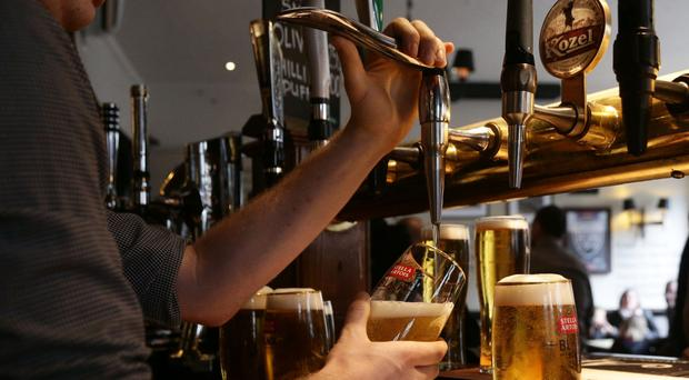 There are now fewer than 50,000 pubs in Britain (Yui Mok/PA)