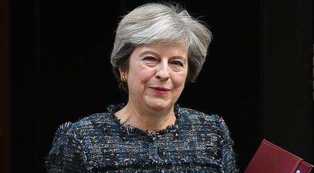 Theresa May is to make a high-profile speech on Brexit in Florence (Stefan Rousseau/PA)