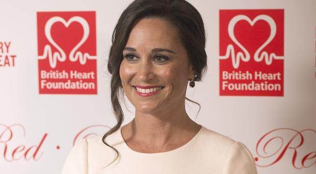Pippa Middleton, sister of the Duchess of Cambridge (Dominic Lipinski/PA)