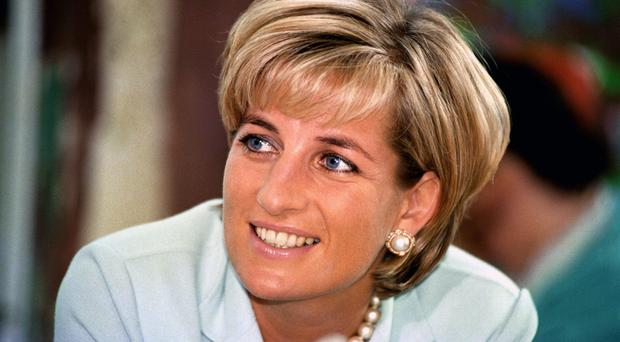 Items linked to Diana have been sold at a US auction (John Stillwell/PA)