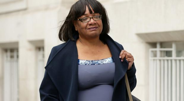 Shadow home secretary Diane Abbott said she received death threats from trolls on Twitter (Yui Mok/PA)