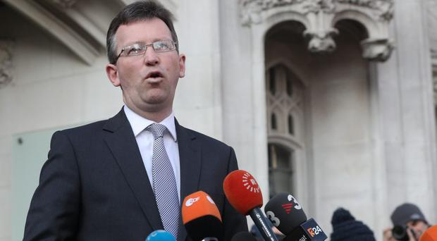 Attorney General Jeremy Wright QC is calling for evidence on what effect social media has on criminal trials (Jonathan Brady/PA)