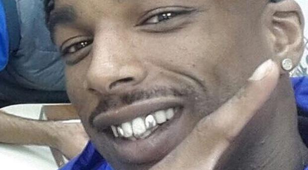 Mekel Sterling, a father-of-four who was killed in a drive-by shooting in Birmingham (West Midlands Police/PA)
