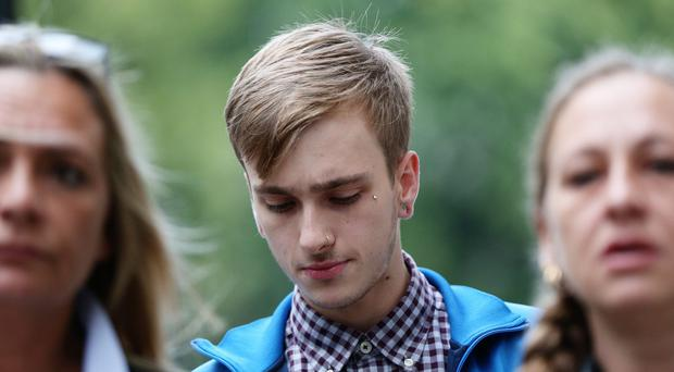 Former courier Charlie Alliston, who killed a mother-of-two while riding an illegal bike for