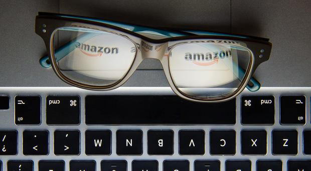 Amazon (Dominic Lipinski/PA)