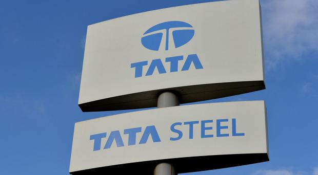 Tata Steel have signed a memorandum of understanding (Anna Gowthorpe/PA)