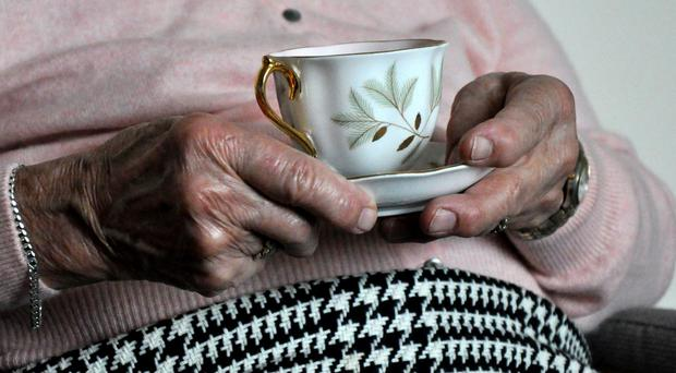 Staff described being forced to reduce care packages for elderly people (Kirsty O'Connor/PA)