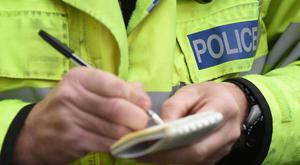 West Mercia Police are investigating (Joe Giddens/PA)