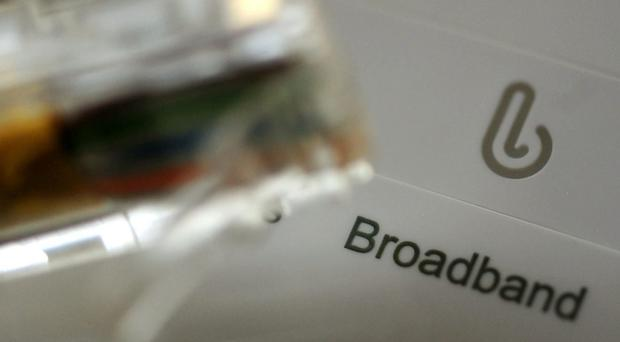 The UK's biggest broadband providers were warned to improve their service across the board or expect their customers to take their business elsewhere (Rui Vieira/PA)