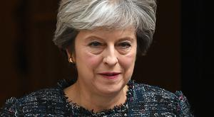 Theresa May's crunch speech on Brexit has been billed as Britain's bid to break open deadlocked exit talks which have so far frustrated both sides (Stefan Rousseau/PA)