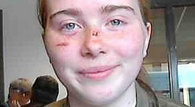 Chloe Campbell, who was missing and believed to be with a wanted man, has been found (Greater Manchester Police/PA)
