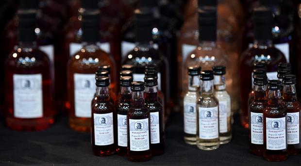 The number of distilleries in the UK has increased by a fifth in the last year amid a sudden popularity in artisan gin (Jon Buckle/Empics)